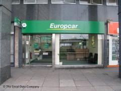 Europcar 43 York Road London Car Van Hire Near Waterloo Tube