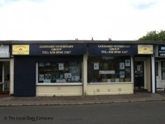 Goddard Veterinary Group, exterior picture
