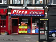 Pizza Go Go 82 Brighton Road Purley Fast Food Delivery