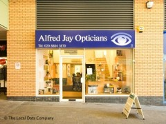 Alfred Jay Opticians image