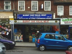 Burnt Oak Halal Meat, exterior picture