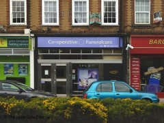 The Co-operative Funeralcare, exterior picture