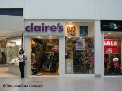 Claire\'s, exterior picture