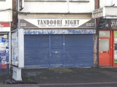 Tandoori Night, exterior picture