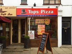 Tops Pizza 27a Bridge Street Walton On Thames Pizza