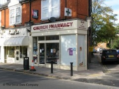 Church Pharmacy, exterior picture