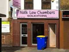 Malik Law Chambers, exterior picture