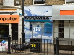 Bodywise, exterior picture