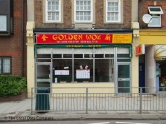 Golden Wok, exterior picture