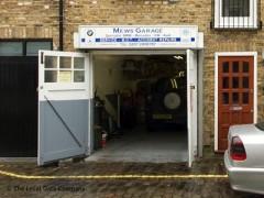 Mews Garage image