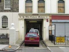 Ye Olde Coborn Motors image