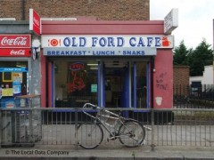 Old Ford Cafe, exterior picture