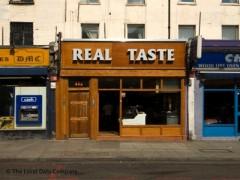 Real Taste image