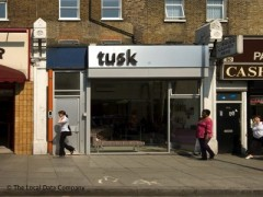 Tusk, exterior picture