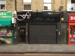 Fe Hair Studio, exterior picture