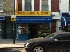 Pratt Food & Wine image