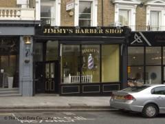 Jimmy's Barber Shop image