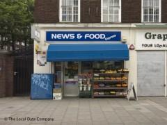 News & Food Express image