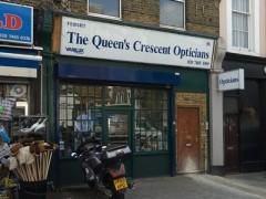 Queen's Crescent Opticians image