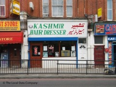 Kashmir Hairdressers, exterior picture
