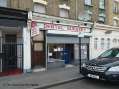 Dental Surgery, exterior picture
