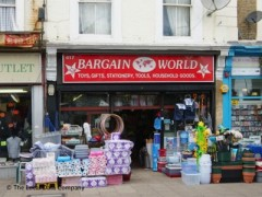 Bargain World, exterior picture