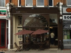 Cafe Torelli 3 Station Approach Richmond Upon Thames
