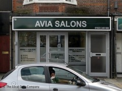 Avia Salons, exterior picture