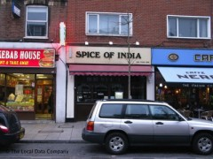 Spice of India, exterior picture