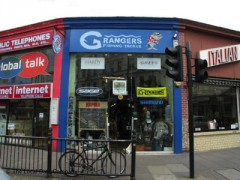 Grangers Fishing Tackle, exterior picture