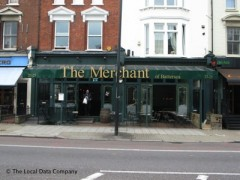 The Merchant, exterior picture