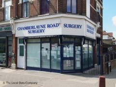 Chamberlayne Road Surgery, exterior picture