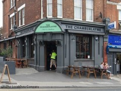 The Chamberlayne, exterior picture
