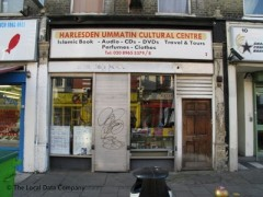 Harlesden Ummatin Cultural Centre, exterior picture