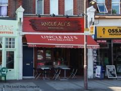 Uncle Ali's image