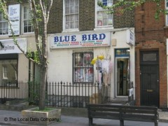 Blue Bird, exterior picture