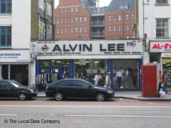 Alvin Lee image