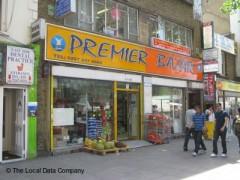 Premier Bazar, 218-220 Whitechapel Road, London - Grocers