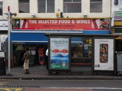 The Selected Food & Wines image