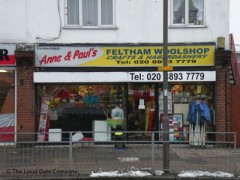 Anne & Paul's Feltham Woolshop image