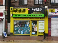 Mitcham Art Centre, exterior picture