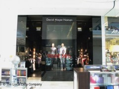 David Mayer Naman, exterior picture