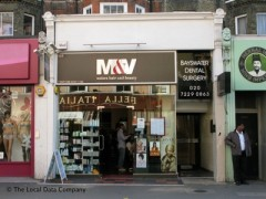 M&V Hair and Beauty, exterior picture
