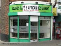 Squires Cafe & African Restaurant image