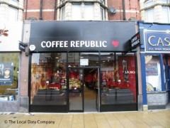 Coffee Republic, exterior picture