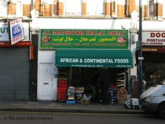 Fresh Food & Halal Meat Ltd, exterior picture