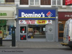 Dominos Pizza 324 Green Lanes London Fast Food Delivery