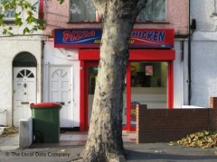Pizza Chicken Hot 4 U 208 Rotherhithe New Road London
