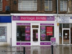 Heritage Blinds, exterior picture