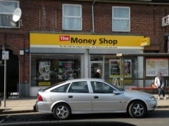The Money Shop, exterior picture